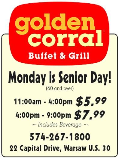 coupons golden corral free golden corral printable