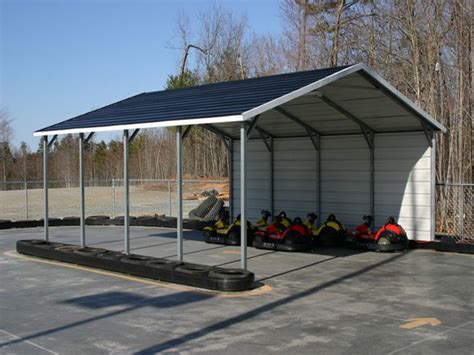 Custom Car Ports by Custom Carports 5 Carolina Gallery