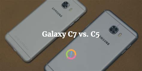 samsung galaxy c7 vs galaxy c5 in pakistan priceoye
