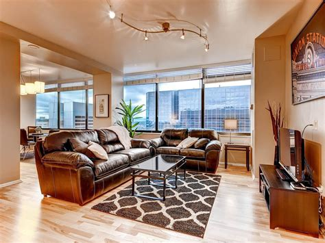 Downtown Apartments In Denver Co Denver Apartment Rental Luxury Penthouse Atop Ritz