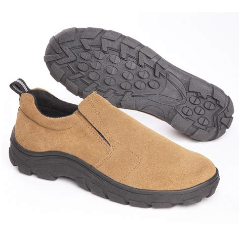 mens slip on suede shoes innovations