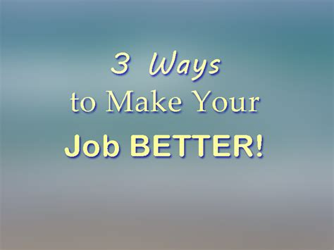 3 Ways To Make A - 3 ways to make your better