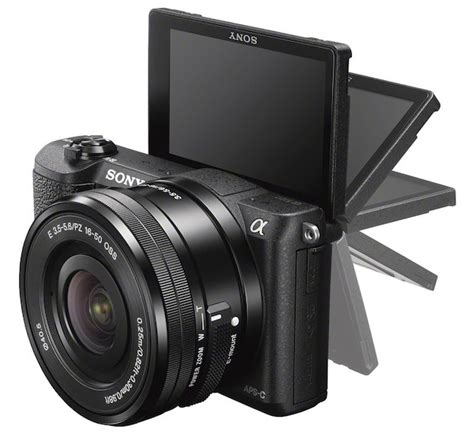 Kamera Sony X7 sony officially debuts the a5100 packs the a6000 s