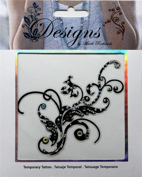 temporary tattoo printer paper michaels jeweled tattoos mark richards enterprises