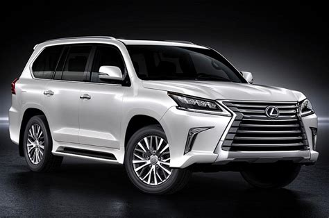 lexus 8 passenger suv best 8 seater suv lexus lx570 best cars
