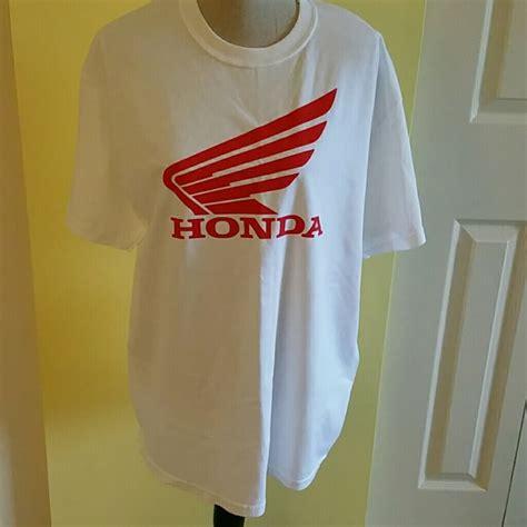 Polo T Shirt Nike Honda gildan honda motorcycle tshirt from tammy s closet