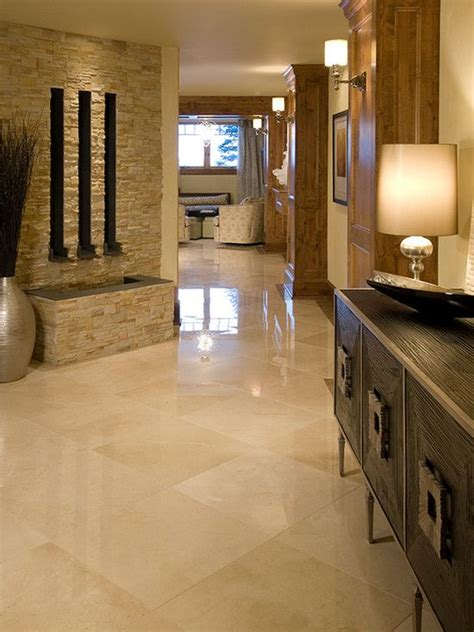 travertine floors travertine and stacked stones on pinterest