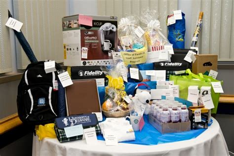 Wellness Giveaways - university s annual benefits and wellness fair draws more than 1 500
