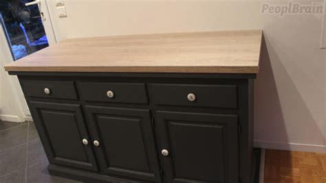 meuble avec plan de travail cuisine formidable meuble evier cuisine ikea 8 buffet bas avec
