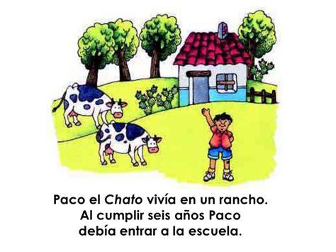 paco el chato 2016 guia sexto grado 2015 2016 paco el chato paco el chato