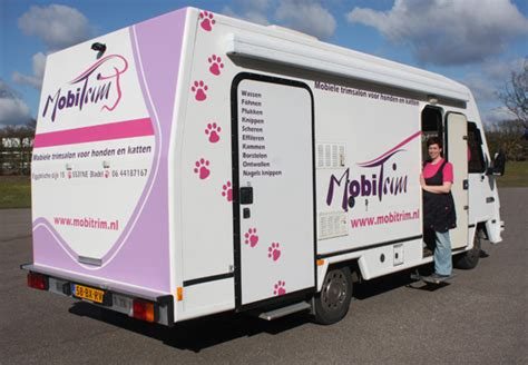 pet cutz mobile salon mobile pet dog cat grooming the mobile dog grooming salon