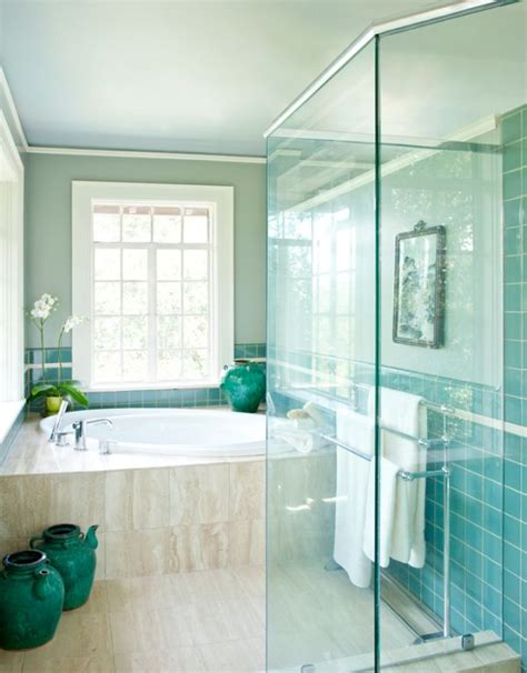 turquoise tile bathroom turquoise bathroom by garry mertins