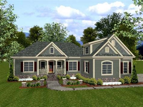 craftsman house plans with 3 car garage craftsman cottage