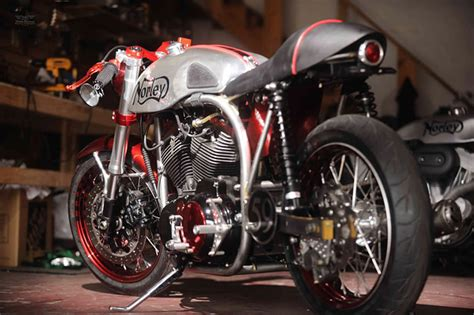 norley cafe racer  santiago chopper bike exif