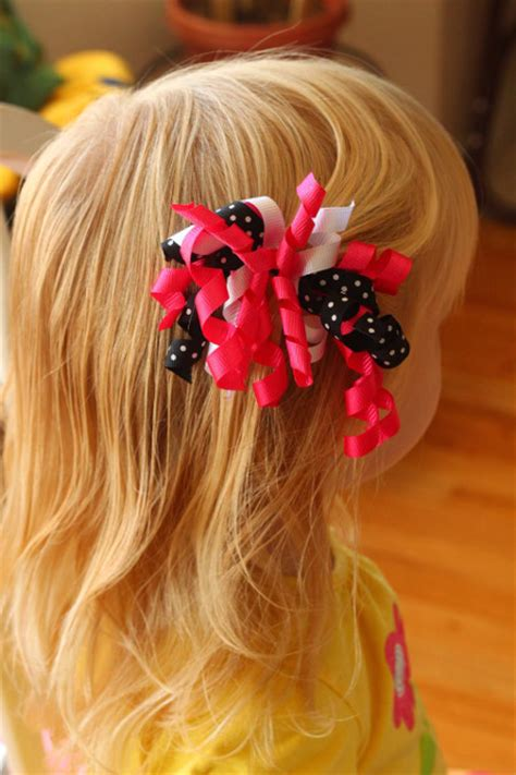 back to school hairstyles with bows back to school hair bow think crafts by createforless