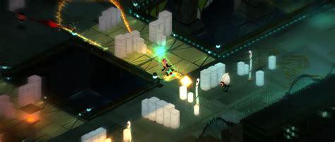 transistor juego gameplay supergiant atomix