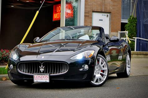 maserati 4 door convertible maserati 2011 grancabrio 4 7 2 door convertible