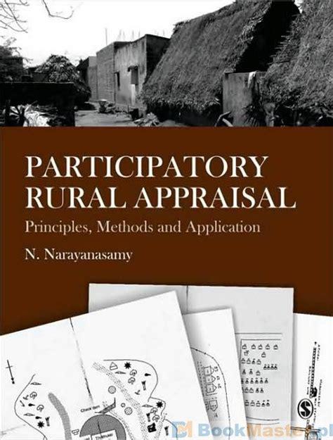 Pra Participatory Rural Appraisal literatura obcoj苹zyczna participatory rural appraisal w cenie 137 30 z蛯 n narayanasamy