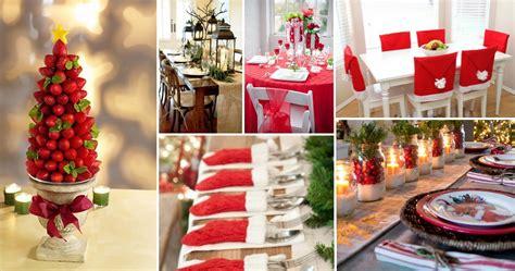 decorar mesa navidad para cena 18 ideas incre 237 bles para decorar tu mesa en la cena de