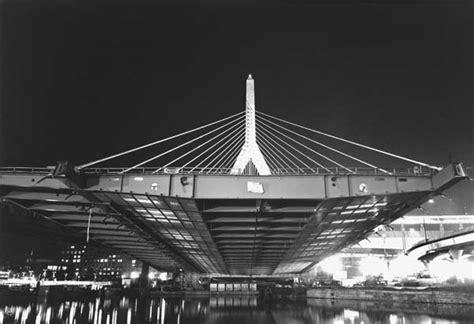 section of a bridge zakim bridge cross section of south deck november 2000 boston