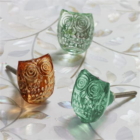 owl knobs door knobs handles graham green