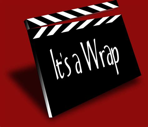Can Wrap It Or It by Image Gallery It S A Wrap