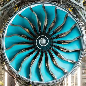 Rolls Royce Turbine Engine Rolls Royce Tests Composite Fan Systems For New Engine Designs