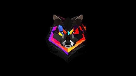 Basic Black Abstrak abstract wolf wallpaper no 259535 wallhaven cc