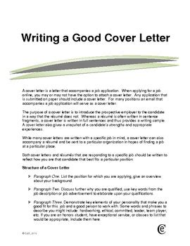 best cover letter samples for resumes planning your essay