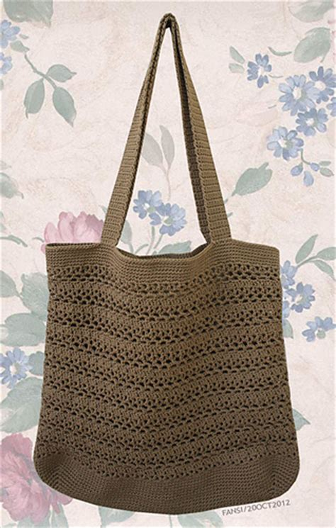 crochet pattern shopping tote ravelry lacy v shopping bag pattern by cathy phillips