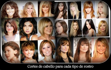 corte de cabello para todo tipo de cara de dama 218 nico peinados para todo tipo de rostro