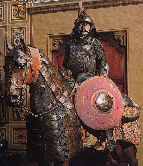ottoman armor ottoman mail and plate armor for horse and soldier this