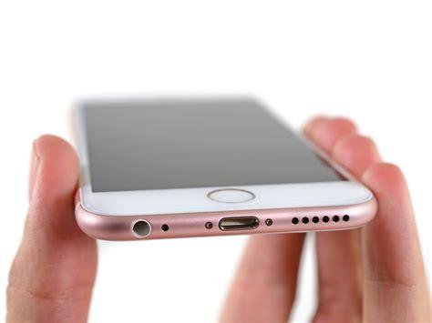 iphone  teardown reveals smaller mah battery
