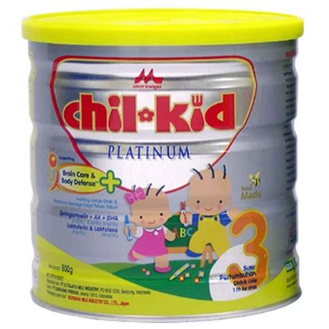 Chil Kid Platinum hypermart morinaga chil kid md platinum tin 800 gr