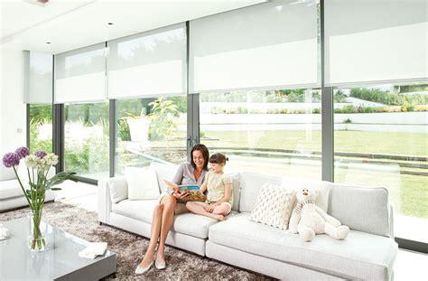Electric interior blinds : SOMFY, interior blind and roller blind motors for windows specialist