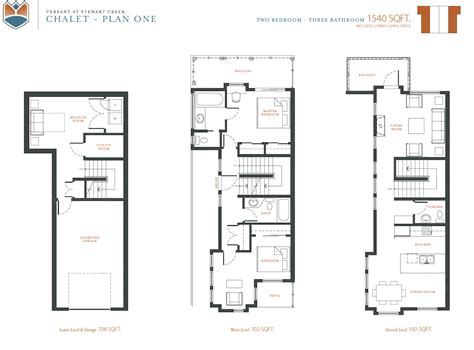 Chalet Plans by Chalet Plans