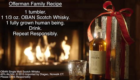 nick offerman youtube whiskey nick offerman video yule log whisky fireplace lagavulin