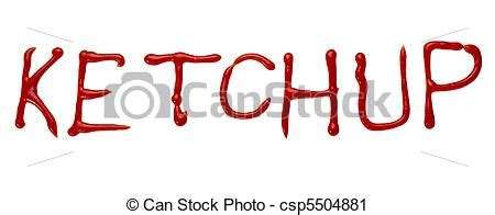 4 Letter Words Ketchup stock photography of ketchup letter word seasoning