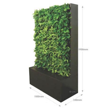 Portable Vertical Garden Portable Vertical Garden Smart Wall Tropical Plant Rentals