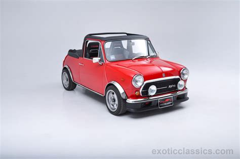 Mini Cooper York by 1971 Mini Cooper 1300 Innocenti Classic Car