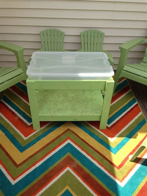 Diy Sensory Table by Diy Sensory Table S Corner Misc