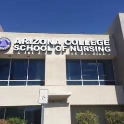 of arizona nursing arizona college school of nursing las vegas colleges