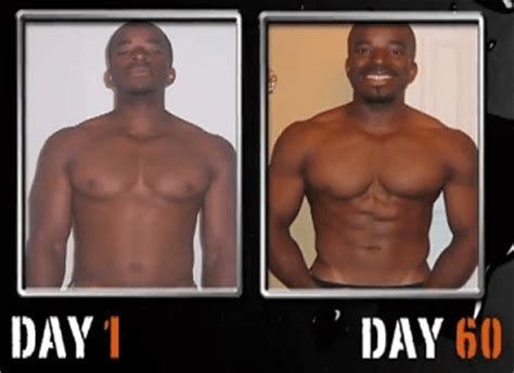 insanity workout before and after 4 fit chris