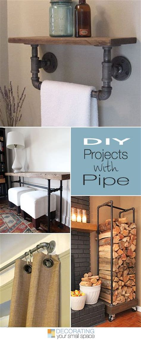 industrial diy projects diy projects with pipe industrial curtain rods and