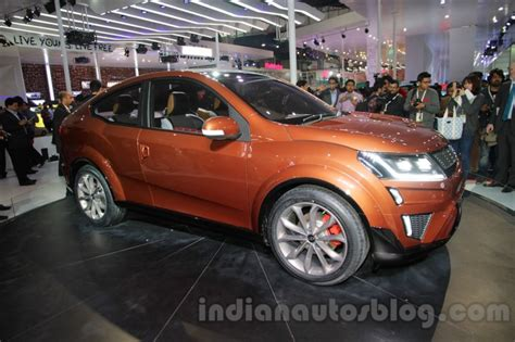 Home Design Expo mahindra xuv aero concept a coupe suv for india image 438689