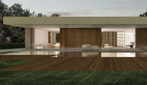 Ramón Esteve diseña la casa en La Cañada. Arquitectura