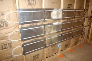 Hydronic Radiant Wall Panels Wall Panel Radiant Wall Panels