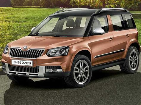 skoda yeti discontinued in india drivespark