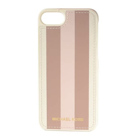 Michael Kors 7 michael michael kors striped logo iphone 7