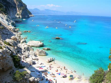 italy best beaches the best beaches in italy travel